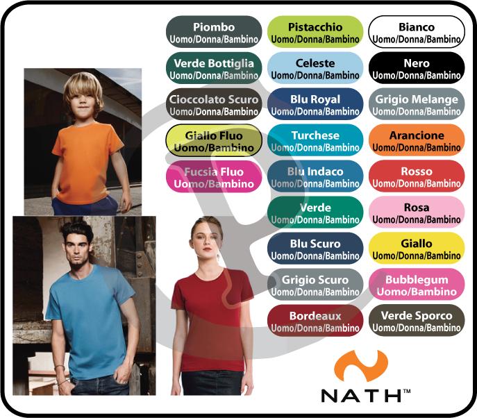 Primo Line Prezzo Basics Nath Personalizzate K T Shirt 76YfgbIyvm